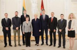 KTU Researcher Is Among Dissertation Authors Awarded by the Lithuanian President
