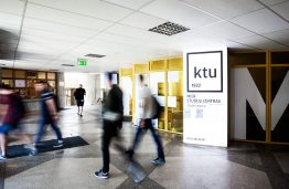 KTU is the second-most popular university in Lithuania