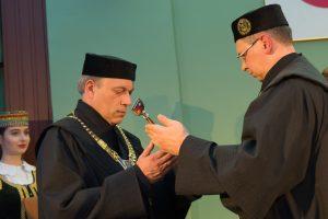 Professor Eugenijus Valatka is the 24th Rector of KTU