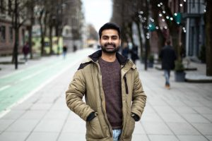 "Kiran from India: ""Lithuania gave me friends for a lifetime"""
